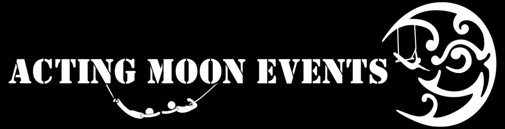 Acting Moon Events Logo