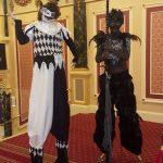 stilts-characters