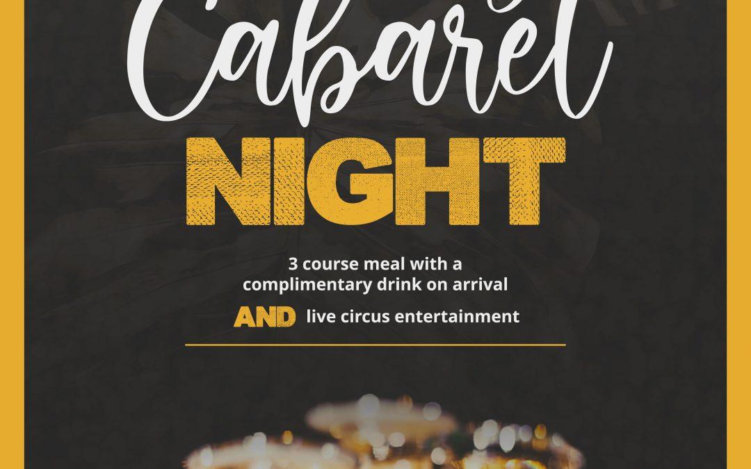 VARIETY CABARET NIGHT FAQ'S